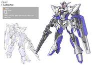 CG 1 Gundam Specs