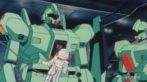 084 RGM-89 Jegan (from Mobile Suit Gundam Char's Counterattack)