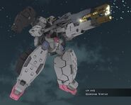 Gundam Virtue Burst Mode Night