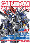 Gundam Weapons Mobile Suit Gundam AGE Unknown Soldiers