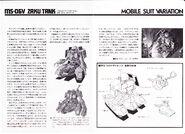 MS06V ZakuTank - ManualScan