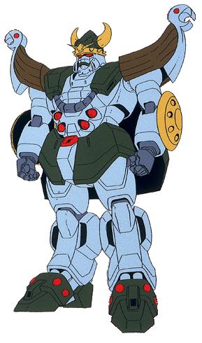 GF13-012NN Viking Gundam Front