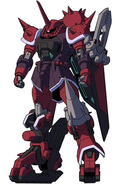 Zgmf X2000cqgb Amp S Gouf Crusher Custom The Gundam Wiki