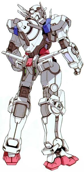 GNY-001 - Gundam Astraea - GN Drive Cone