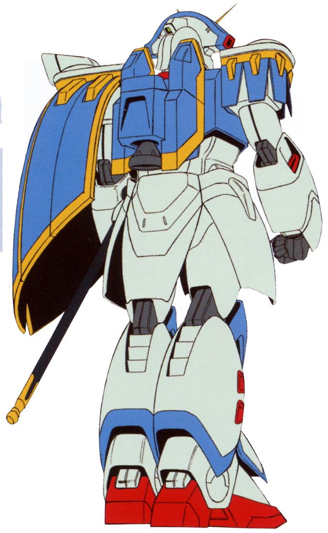 GF13-009NF Gundam Rose Rear2