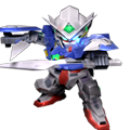 Unit ar gundam exia seven swords