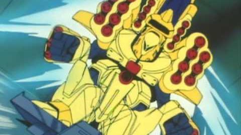 412 AMX-102 Zssa (from Mobile Suit Gundam ZZ)