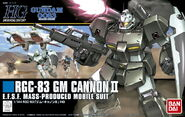 Hguc gm cannon boxart