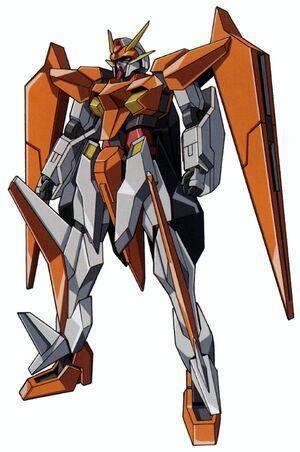 GN-007 - Arios Gundam - Front View