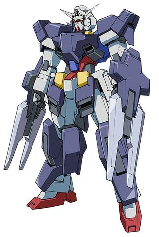 File:Gundam AGE-1 Flat FA Front.png