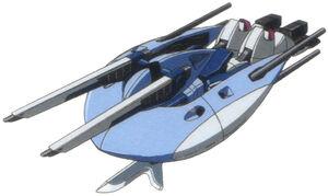 ZGMF-X31S Abyss Gundam - MA Mode