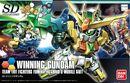 Winning Gundam Boxart