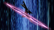 Dark Hound Boomerang