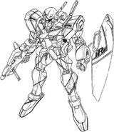 RS-82B-R GM II Custom Novel Design