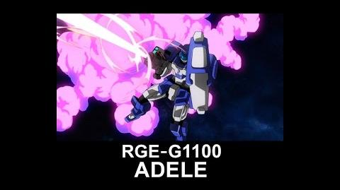 MSAG19 ADELE (from Mobile Suit Gundam AGE)