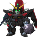 Unit a raider gundam