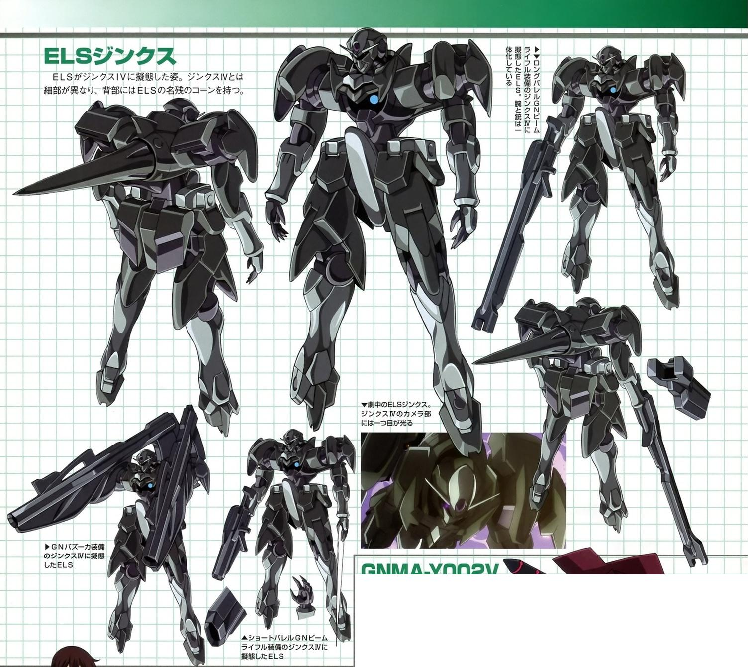 Extraterrestrial living metal shape shifter the gundam wiki els gn xiv references stopboris Gallery
