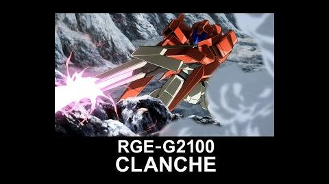 MSAG28 CLANCHE (from Mobile Suit Gundam AGE)