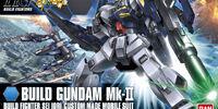 RX-178B Build Gundam Mk-II