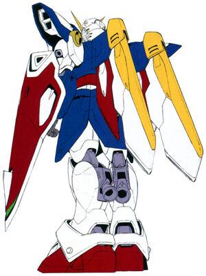 Winggundam-back