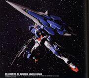 GN-0000/7S 00 Gundam Seven Sword