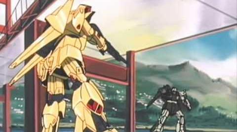 212 RMS-106CS Hizack Custom (from Mobile Suit Zeta Gundam)