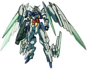 AGE-2 Seraph - Front