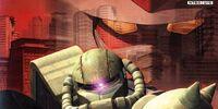 Mobile Suit Gundam: Zeonic Front