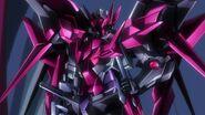 Gundam Exia Dark Matter close