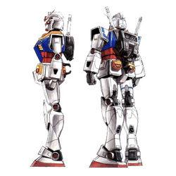 Gundam characteristics