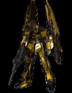 RX-0 Unicorn Gundam 03 Phenex (Unicorn Mode) CG Art (Front)