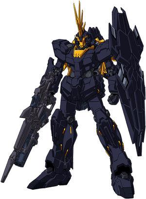 RX-0[N] Unicorn Gundam 02 Banshee Norn - The Gundam Wiki ...