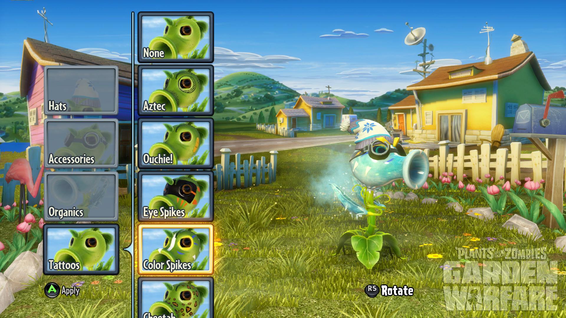 Plants vs Zombies Garden Warfare Update Freezes Consoles and Nerfs ...