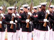 800px-Marine Corps Silent Drill Team 6