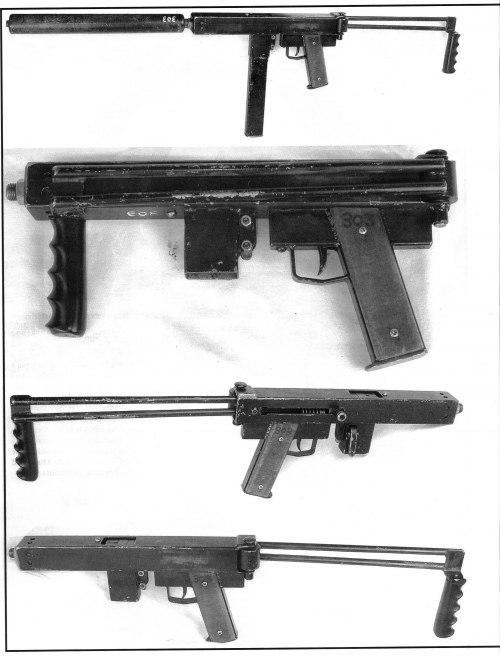 how to build a machine gun