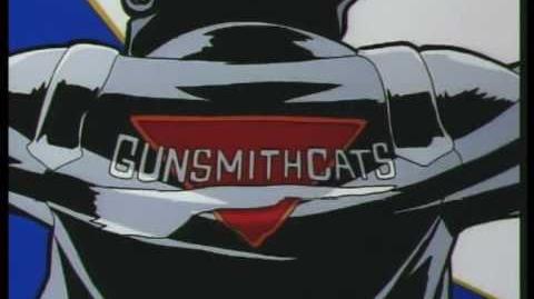 Gunsmith Cats - Clean Intro