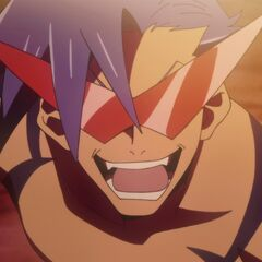 Kamina being awesome