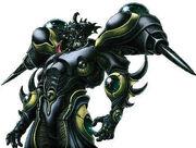 Guyver Gigantic Dark