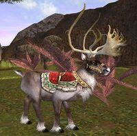 Kidnapped Reindeer