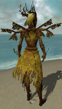 Melandru Avatar back