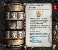 Charr Battle Plans Decoder Choices
