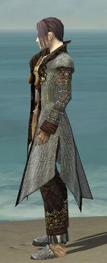 Elementalist Vabbian Armor M gray side