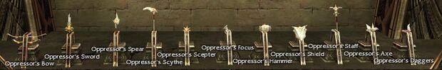 Monument of Valor Full Oppressor's Display