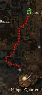 Bae Kwon Map