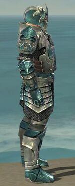 Warrior Elite Templar Armor M dyed side