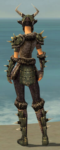 File:Warrior Elite Charr Hide Armor F gray back.jpg