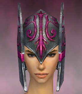 File:Warrior Elite Gladiator Armor F dyed head front.jpg