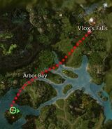 Shanda Ginkit map