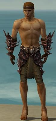 File:Ranger Ancient Armor M gray arms legs front.jpg