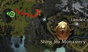 Ronsu map